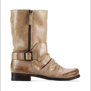 Vince Camuto Shada Buckle Boots